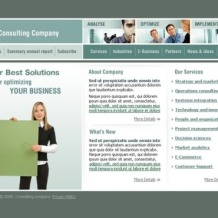 Consulting SWiSH Template