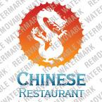 Chinese Restaurant Logo Template