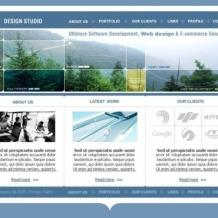 Design Studio SWiSH Template