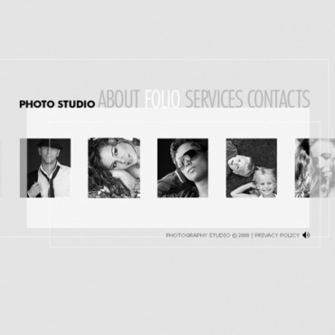 Photo Studio SWiSH Template
