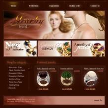 Jewelry Flash Template