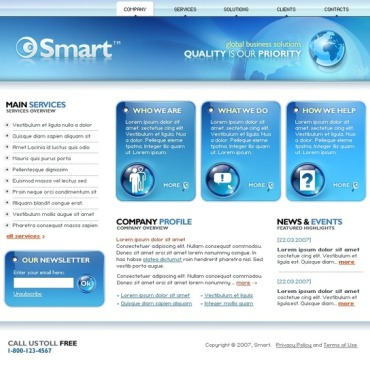 Business Turnkey Website 1.0