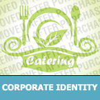 Catering Corporate Identity Template
