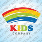 Kids Center Logo Template