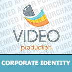 Video Lab Corporate Identity Template