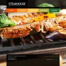 Steakhouse Turnkey Website 2.0