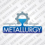 Steelworks Logo Template
