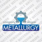 Steelworks Logo Template