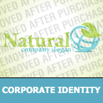 Herbal Corporate Identity Template