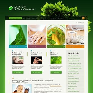Herbal SWiSH Template