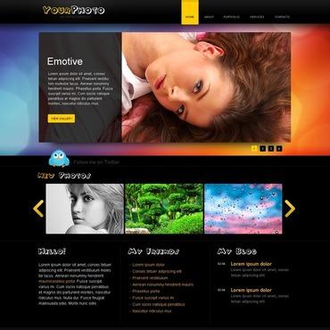 Photographer Portfolio Turnkey Website 2.0
