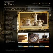 Interior Design OsCommerce Template