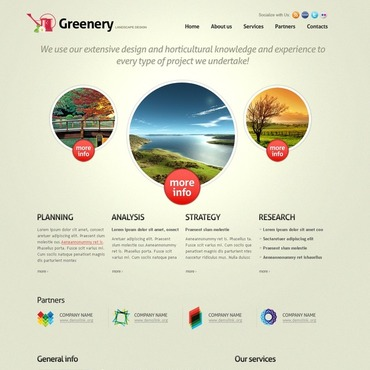 Landscape Design Turnkey Website 2.0