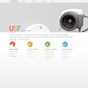 Security Flash Template #36869