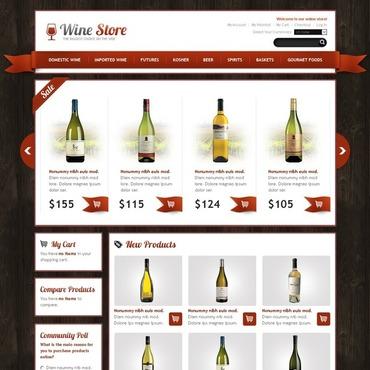 Wine Magento Theme