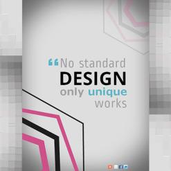 Design Studio Facebook Template