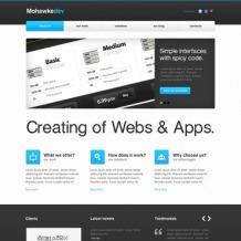 Internet Website Template