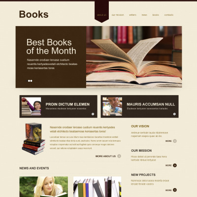 book reviews site Provides a list of sites and services that provide book reviews.