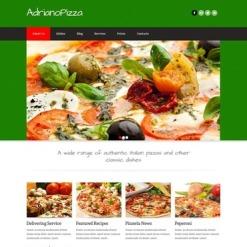 Pizza Joomla Template