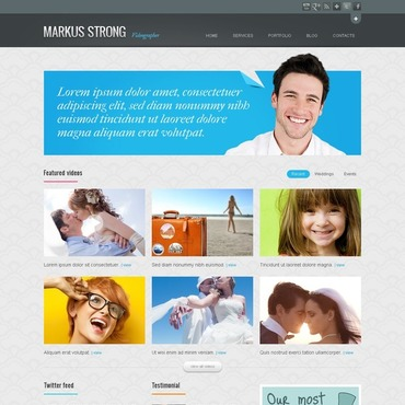 Photo Lab WordPress Theme