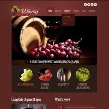 Winery WordPress Theme