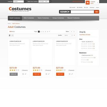 Halloween Magento Theme