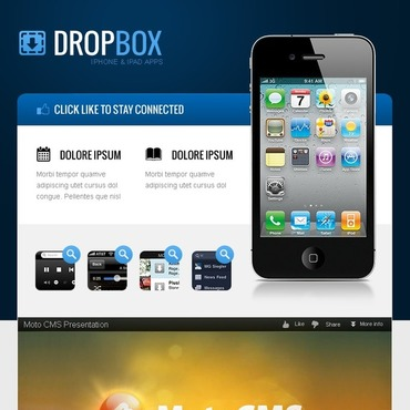 Software Company Facebook Template