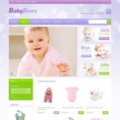 Baby Store PrestaShop Theme