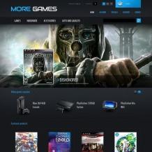 Game Portal PrestaShop Theme
