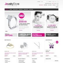 Jewelry Magento Theme