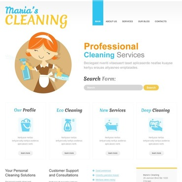 clean joomla templates professional joomla cleaning joomla templates
