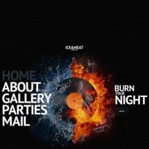 Night Club Website Template