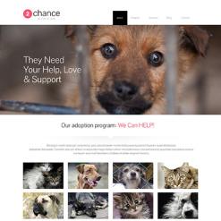 Animal Shelter Responsive WordPress Theme