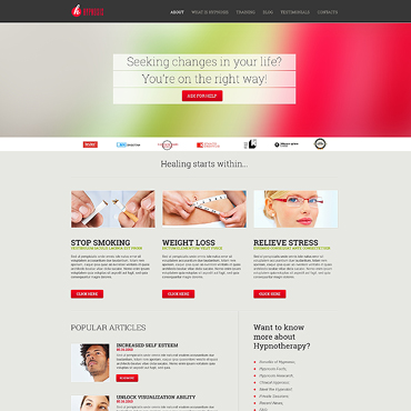 Family Psychologist Responsive WordPress Theme