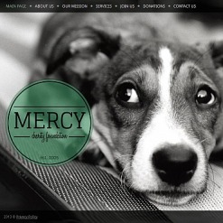 Animal Shelter Facebook HTML CMS Template