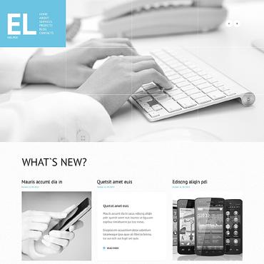 Electronics Responsive WordPress Theme