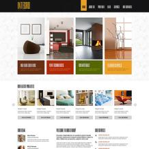 Interior Design Responsive Joomla Template