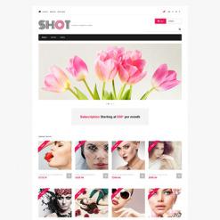 Photo Gallery Responsive PrestaShop Theme
