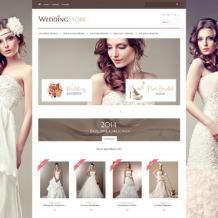 Wedding Shop Responsive PrestaShop Theme