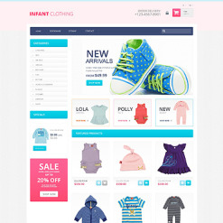 Newborn PrestaShop Theme