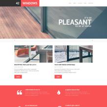 Windows & Doors Responsive WordPress Theme