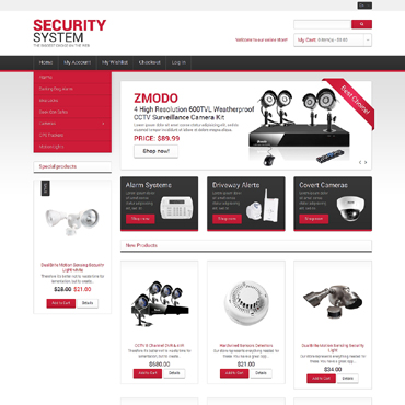 Locksmith Responsive Magento Theme