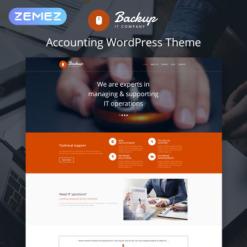 IT Responsive WordPress Theme