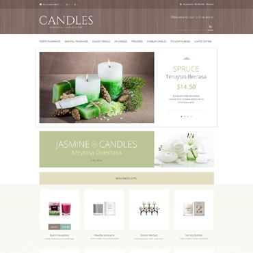 Crafts Responsive Magento Theme