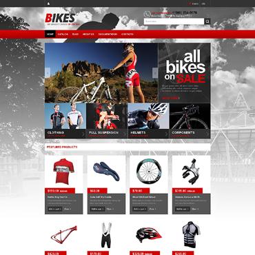 BMX Responsive Shopify Theme
