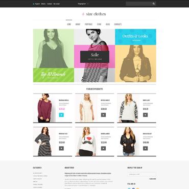 Apparel Responsive WooCommerce Theme