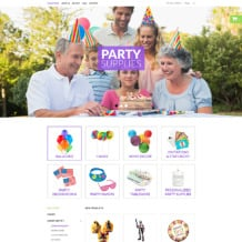 Event Planner VirtueMart Template