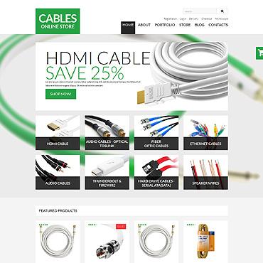 Electronics Store Responsive WooCommerce Theme