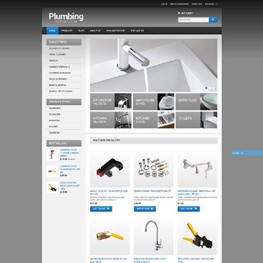 Plumbing Responsive Shopify Theme