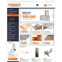 Home Repairs OsCommerce Template